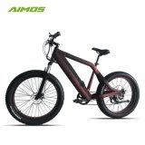 Bateria ocultos gordura eléctrico bicicletas por grosso