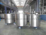 セリウムが付いている600Lペンキまたはコーティングのステンレス鋼の貯蔵タンク