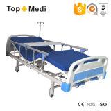 Bâti manuel de meubles de Hospial de manivelles bon marché des prix 2 d'équipement médical d'hôpital