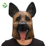 Máscara asustadiza del látex del perro del lobo del precio de fábrica