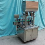 Máquina de rellenar embotelladoa automática del pistón de la goma para la salsa de tomate (Gt2t-2g)