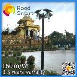 Diseño modular de protección IP65 12W LED Solar jardín lámpara de pared de la calle