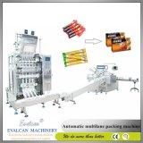 Les lignes automatiques multiples La pâte de tomate, jus de fruits miel liquide coller, Sachet Sac Machine d'emballage de remplissage de package