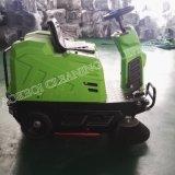 広範な機械の細い道の掃除人機械乗車