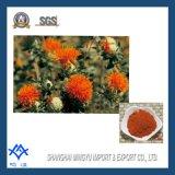 Amarillo soluble en agua natural del alazor del pigmento del 100%