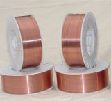 銅の上塗を施してある鋼鉄Er50-6溶接ワイヤ