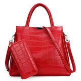 Sac à main bon marché de vente de dames de sac d'emballage de produit d'arrivée neuve de sac d'unité centrale de créateur le meilleur avec la pochette Sy8611