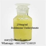 Petróleo esteroide sin procesar de Cypionate del Nandrolone inyectable de la fuente para muscle crecimiento