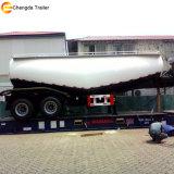 De 2 eixos de maioria do pó do cimento do silo do tanque reboque Semi