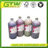 A tinta a mais nova do Sublimation da tintura de J-Teck para a impressora Inkjet do Grande-Formato