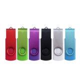 Pen Drive USB 2.0 de 128 GB, 64GB, 32GB, 16GB 8 GB 4 GB Pendrive de metal da unidade Flash USB