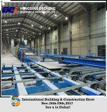 Una buena calidad de la línea de producción de placas de yeso yeso