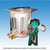 50kg klein wenn industrielle Prüfungs-schmelzender Ofen für Metall-und Edelstahl-Ofen