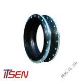 DIN/ANSI esfera individual/duplo/Fole de borracha/flange de rótula/Thread/juntas de expansão de borracha do parafuso de PN10/16 ou Classe150/300/600