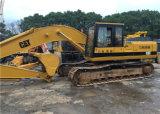 Máquina escavadora de segunda mão usada da lagarta 320 da máquina escavadora do gato E200b