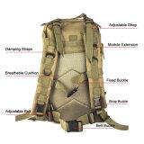 Trouxa militar da mochila do portátil da sobrevivência do exército tático ao ar livre
