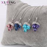 Xn4785 Xuping винограда форма ожерелья кристаллов Swarovski от обычных пульт управления для девочек