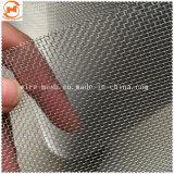 Rete metallica di alluminio di colore verde/rete metallica della zanzara