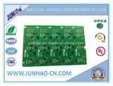 PCB алюминия агрегата PCB зеленого цвета монтажной платы 2 слоев Double-Sided