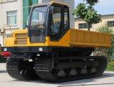 Camion de dumper en caoutchouc de pointe chinois de piste