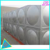 Le Type carré réservoir d'eau matériel en acier inoxydable