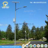 lumières solaires de route de 30W DEL, énergie verte