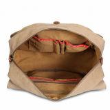 Мешок багажа Duffle перемещения холстины людей застежки -молнии