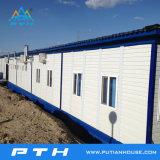 Flat Pack contenedor prefabricado Casa para la construcción de viviendas