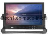 3 Voyant Tally couleur 17,3 pouces LCD avec affichage de l'entrée 3G-SDI