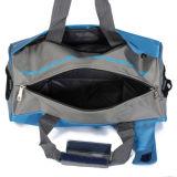 Molleton de sac de déplacement de forme physique de sports en plein air de loisirs de gymnastique de course d'hommes