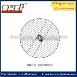 Antena de MMDS con el diámetro el 1.0m