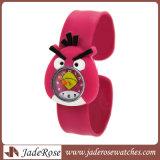 Horloges van de Studenten van het Silicone van de Jongens van de Meisjes van de Manier van het Polshorloge van het Horloge van Children van het beeldverhaal de Leuke