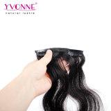 Yvonne virgem da onda do corpo humano Brasileiro Clip em extensões de cabelo