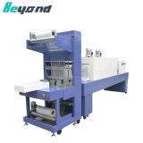 良質の線形タイプびんの収縮の覆い機械