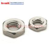 Гайки глаза DIN582 OEM выкованные сталью гальванизированные поднимаясь