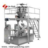 Máquina contínua do acondicionamento de alimentos da máquina de embalagem do pó da máquina de embalagem do chocolate da grão