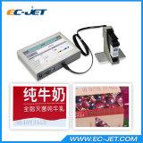 Imprimante à jet d'encre de haute résolution de Tij de mousse de machine thermique de codage (ECH700)