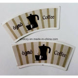 Meilleur bon marché vendant le papier à mur unique de cuvette de café de Chine