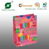 Saco de compra do papel de embalagem (FP11014)