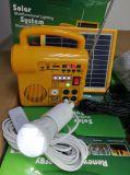 Использование солнечной энергии системы с помощью радио и Bluetooth