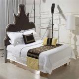 Polyester-Hotel-Bett-Seitentriebs-Hotel-Kissen-Kasten-Kissen-Deckel 100%