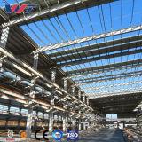 SGS Arrroved низкая стоимость промышленной структуры стали семинара/склад