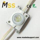 방수 렌즈 가장자리 점화를 가진 2.8W 고성능 LED 모듈