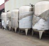 Het Roestvrij staal dat van de Mixer van het roestvrij staal de Tank van de Opslag van de Tank mengt