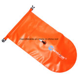 Triathletesの開放水域の水泳のトレーニングのための水泳の安全浮遊物の乾燥した袋