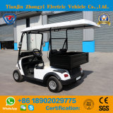 セリウムの荷物ボックスが付いている公認の小型2つのシートの電気ゴルフカート