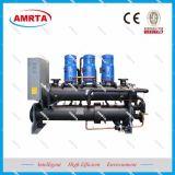 Acondicionador de aire de unidad refrigerado por agua del refrigerador del desfile