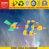 Brinquedo educacional personalizado da alta qualidade plástica colorida do enigma
