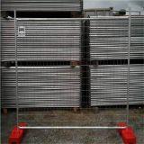 Rete fissa provvisoria galvanizzata tuffata calda di recinzione provvisoria dell'Australia