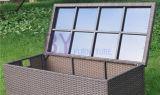 Rectángulo de almacenaje de múltiples funciones movible de la rota del PE de la polea al aire libre